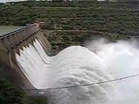 Srisailam dam, Andhra Pradesh