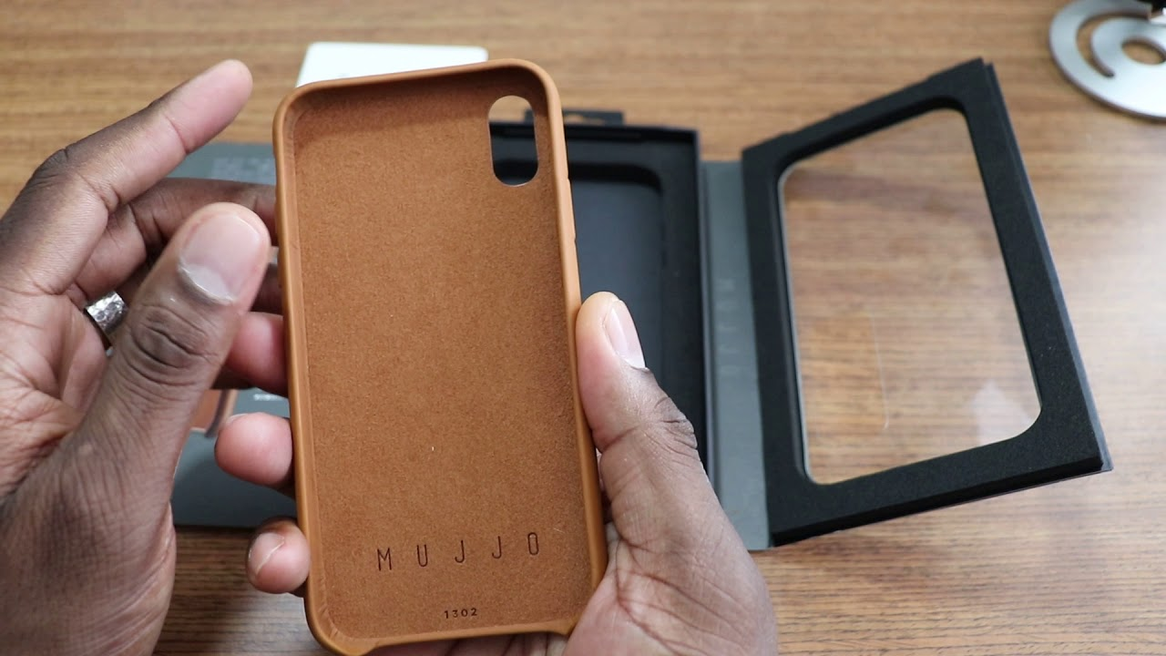 buy popular 01354 b186a iPhone XR | Real leather case