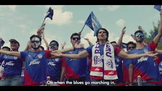 Bengaluru FC Official Theme Song ISL 2018 | BFC official Theme Song | Season 5