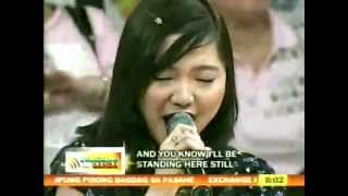 Charice - To Love You More (Age 16)