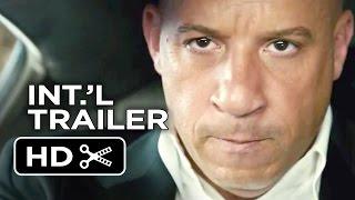 Furious 7 Official International Trailer #1 (2015) - Vin Diesel, Paul Walker Movie HD