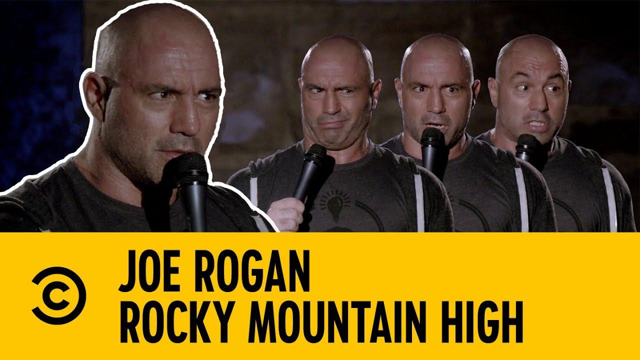 Joe Rogan On Bigfoot   Rocky Mountain High