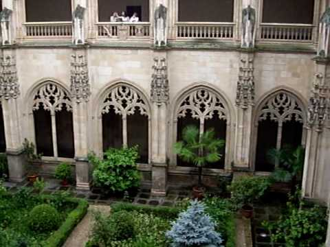 Video Monasterio San Juan De Los Reyes Planta Alta Youtube