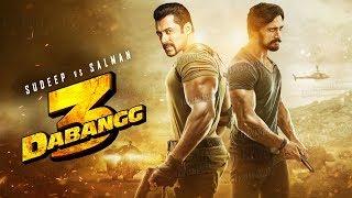 #Dabangg3 Trailer Release on | Sudeep Salmankhan Dabangg3 Movie | Hindi | Kannada | Tamil | Telugu