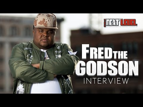 Fred The Godson Interviews With The Next Level Magazine