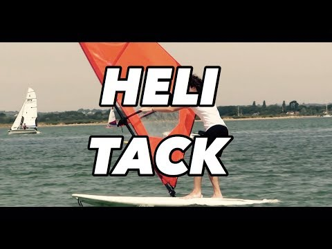 Freestyle Windsurfing Guide: How to Heli-Tack - Will
