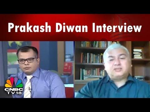 Prakash Diwan Interview   Bazaar Open Exchange (Part 1)   CNBC TV18
