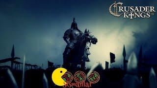#9 Yine yeniden haçlı seferi || Crusader Kings 2 - Türkçe -  Seljuks