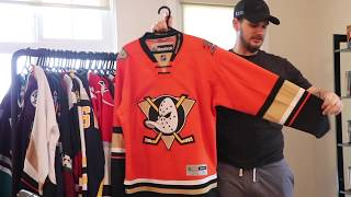 Hockey Jersey collection Part 1 of 4