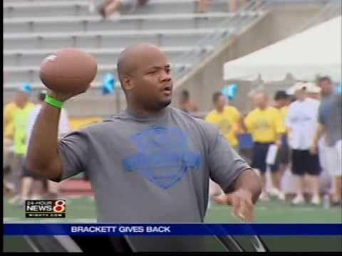 One-on-one with Colts LB Gary Brackett