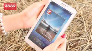 Видео-обзор планшета Samsung Galaxy Tab 3 SM-T211(Купить планшет Samsung Galaxy Tab 3 SM-T211 вы можете, оформив заказ у нас на сайте ..., 2013-08-21T15:39:57.000Z)