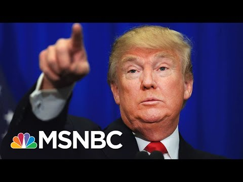 Thumbnail: President Donald Trump Acknowledges No Tapes Exist Of Comey Conversations | MSNBC