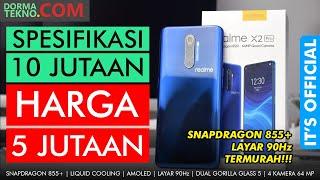 Realme X2 Pro di Indonesia | Spesifikasi, Harga, dan Jadwal Rilis.