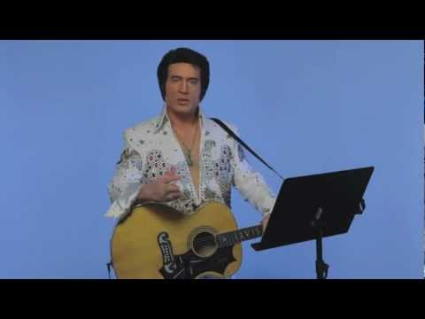 "How To Sing like Elvis Presley - ""My Way"" karaoke lyrics"