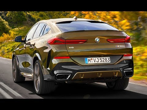 2020 BMW X6 – Features, Design, Interior and Driving