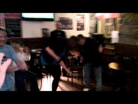 Derek Davidson and his rock band