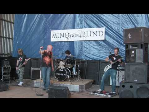 Mind Gone Blind Live at B.I.T.S ( Video 2)