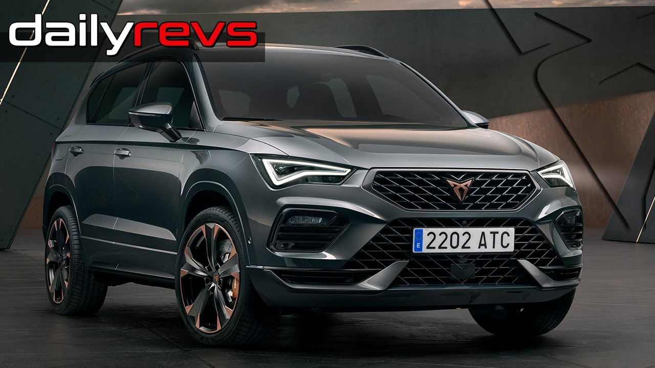 2021 Seat Cupra Ateca ! SEAT Ateca Re-Defined | High- Performance SUV !
