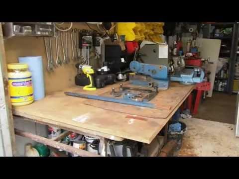 Sheet Metal Shear Restoration