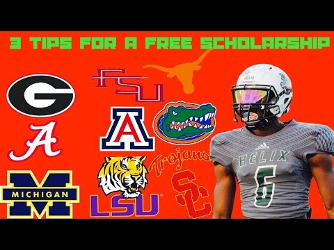 3 Tips to get D1 Colleges to offer you scholarships