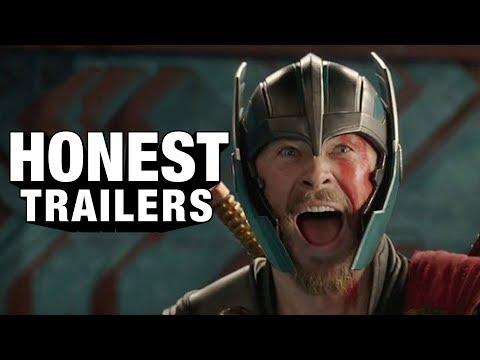 Thor: Ragnarok - Upřímné trailery