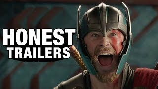 Everyone knows the best way to end a trilogy is to finally figure out what the trilogy should have been the whole time. - it's Thor: Ragnarok Watch the Honest ...