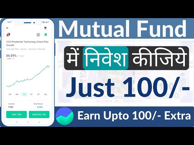 How to Invest in Mutual Fund Through Groww App in 2021   @Groww