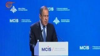 """""""مؤتمر موسكو"""" يكشف الخلافات العميقة بين روسيا وواشنطن"""
