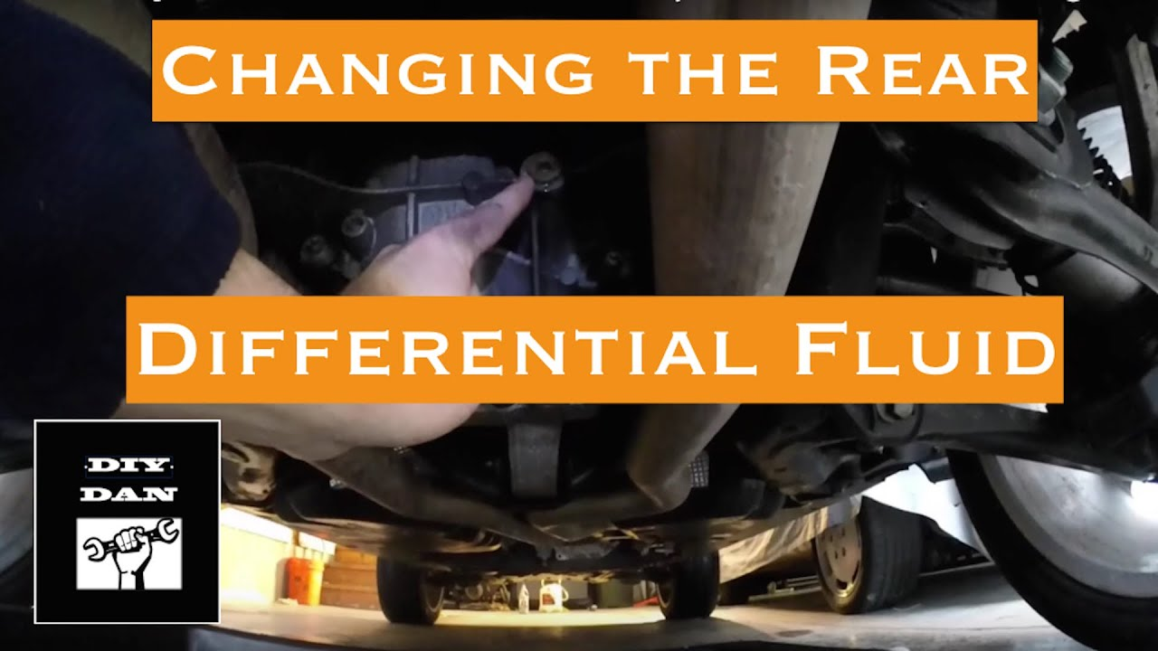 How To Change The Rear Differential Fluid On A Porsche Cayenne