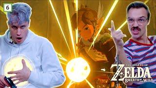 SNAPPY FINGRE OG SYKT RASK BOSS! - Ep8 - The Legend of Zelda: Breath of the Wild