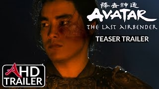 Avatar: The Last Airbender(2020) - TEASER TRAILER - Claudia Kim, Remy Hii (CONCEPT)