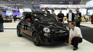 2012 Fiat 500 Abarth Show & Tell