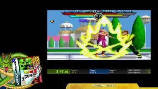 DBZ: Taiketsu: Any%. Dragon Ball Speedrun Marathon