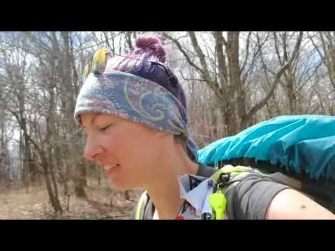 Day 60- April 10th- Bear Garden Hostel to Jenkins shelter- 22 miles