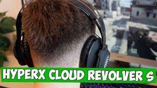 КРУТАЯ ГАРНИТУРА ДЛЯ ПК, ANDROID И КОНСОЛЕЙ - HyperX Cloud Revolver S