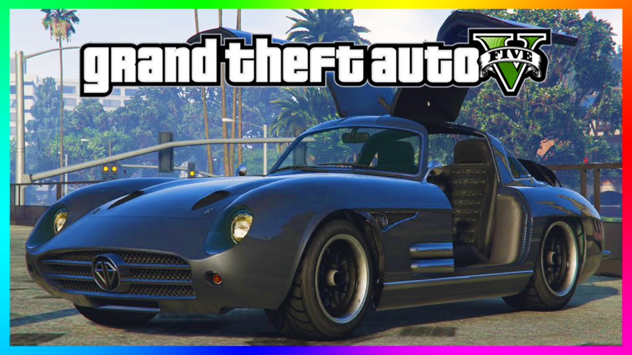 gta 5 new 1000000 gullwing quotbenefactor stirling gtquot ill