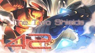 UTAWARERUMONO MASK OF TRUTH Walkthrough (ENGLISH) Part 42 - The Twin Shields