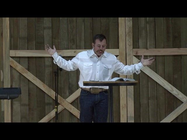No Fences Cowboy Church Sunday 7-11-21