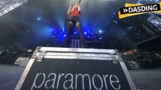 Gambar cover Paramore LIVE bei Rock am Ring 2013 - Brick By Boring Brick