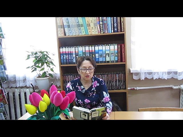 Изображение предпросмотра прочтения – ТатьянаРекадзе читает произведение «Вечером» А.А.Ахматовой