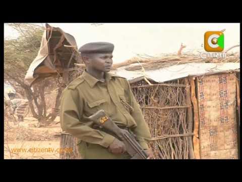 Raila Visits Dadaab Camp