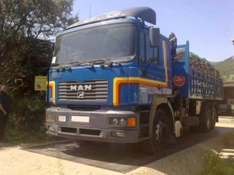 MAN F2000, 26414, TRANS J