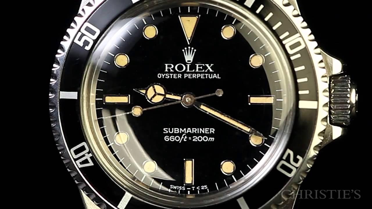 rolex  submariner  ref  5513  circa 1984