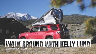 2017 Toyota 4Runner TRD Off-Road Walk Around with Kelly Lund