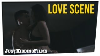 Movies vs Real Life: Love Scene feat. olivia thai