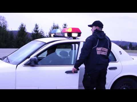 IUP Police Academy Promotional Video 2017