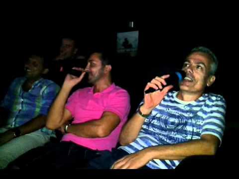 Karaoke 16th september 2011