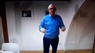 Jiří Drahoš se točí a točí a točí - Levan Polkka