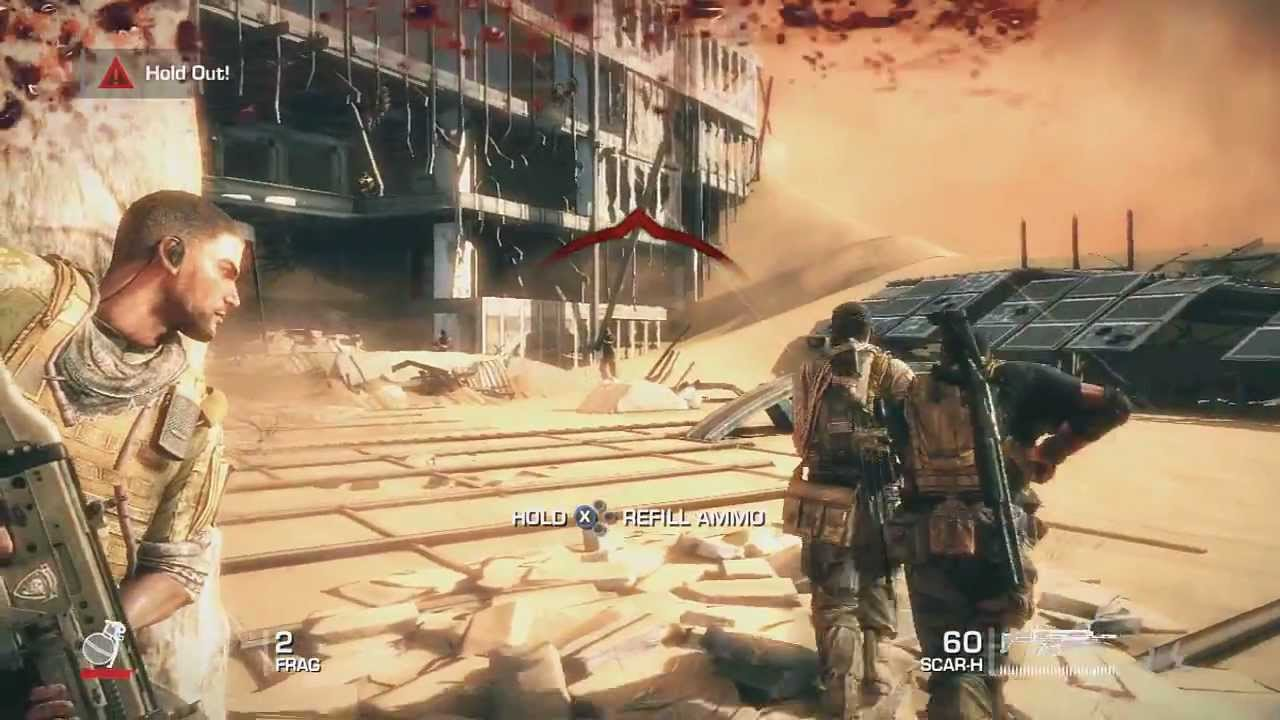 Spec Ops the Line-Gameplay Walkthrough - Part 2 - Mission ...
