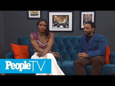 Chiwetel Ejiofor On Working With His Benedict Cumberbatch On 'Doctor Strange' | PeopleTV